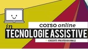 Corso di formazione online sulle tecnologie assistive